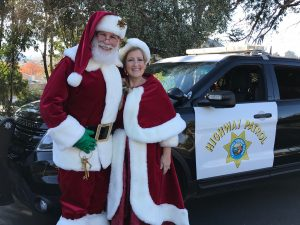 Santa & Mrs C @ CHP Family & Friends Christmas Celebration